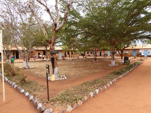 Bereko Primary School compound